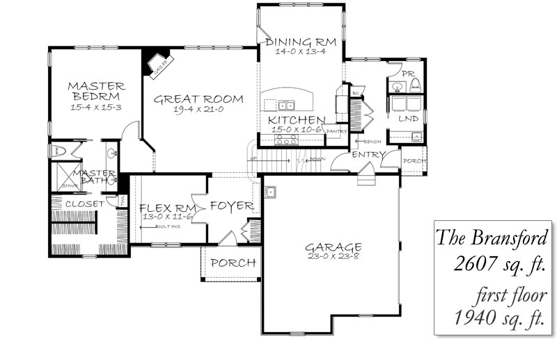 new floor plans in pittsford, ny
