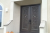 Custom front door design